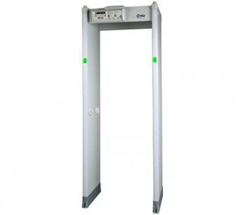 PMD2 Plus Enhanced Walk-Through Multi-Zone Metal Detector